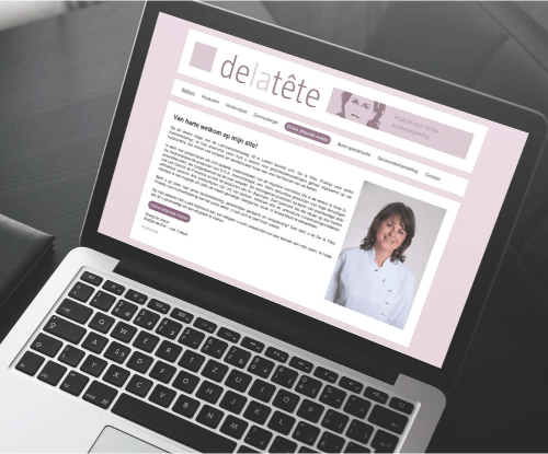 Delatete WP website Q1 2015