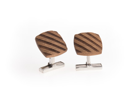 exallo-cuff-link-cherry-stripes-sterling-silver-laughing-gravy-square