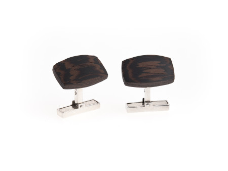 exallo-handcrafted-wooden-cufflink-silver-classy-astair-long