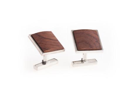 exallo-frame-silver-wooden-cuff-cufflink-peaches