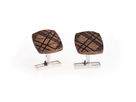 exallo-tartan-silver-wooden-handmade-cufflink-scraps-square