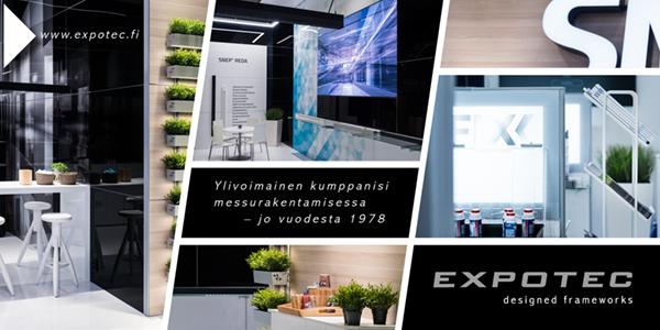 Expotec, Expomarkin kumppani messuilla