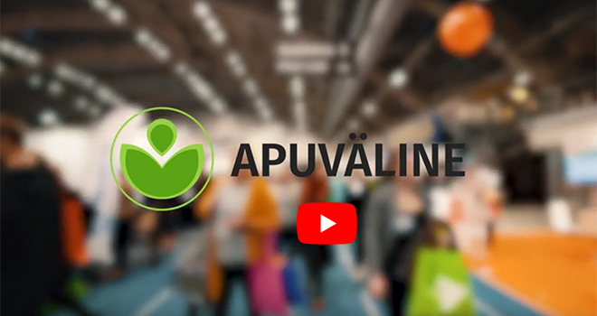 Apuvälinemessut 2019 video