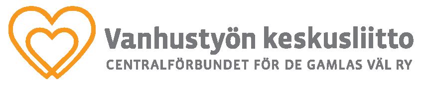 Vanhustyön keskusliiton logo