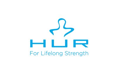 HUR for lifelong strength logo