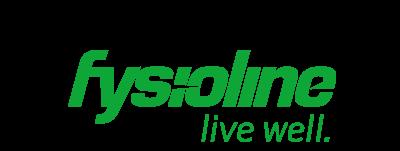Fysioline live well logo