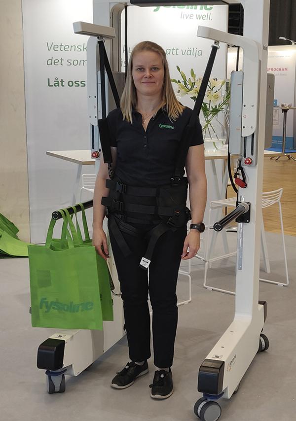Marjo Jännes-Malm Fysioline