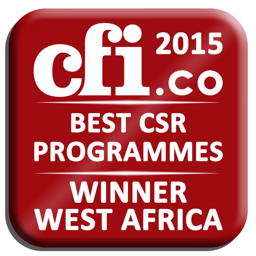 FrieslandCampina WAMCO named best CSR company in West Africa