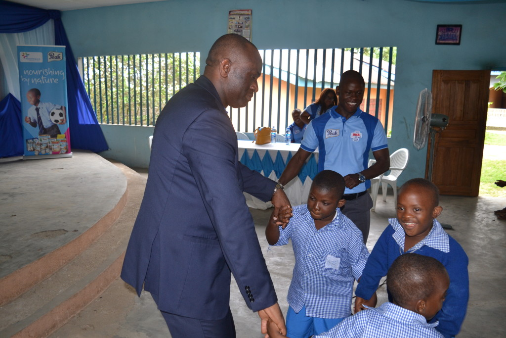 FCWAMCO supports St. Louise School for Special Children with Skills Acquisition