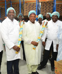 Governor Explores Improved Livestock Breeding, Milk Sourcing, Visits FrieslandCampina WAMCO 1