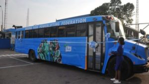 Peak Milk Donates Wheelchair Accessible Bus to Nigeria Para-powerlifting Federation 1