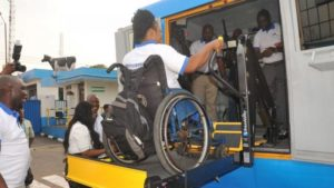 Peak Milk Donates Wheelchair Accessible Bus to Nigeria Para-powerlifting Federation 2