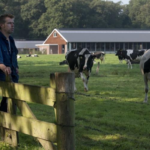 Отслеживание качества с фермы с концепцией 'Планета Foqus'