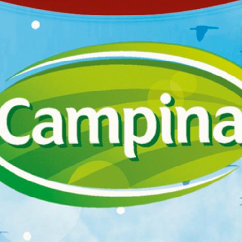 Молочные продукты для кофе Campina