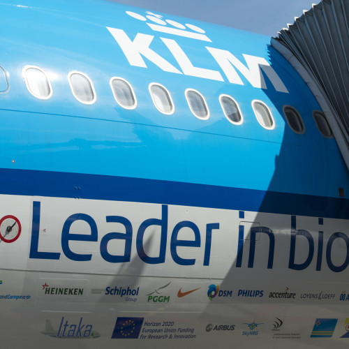 FrieslandCampina – участник Программы авиакомпании KLM по использованию биотоплива