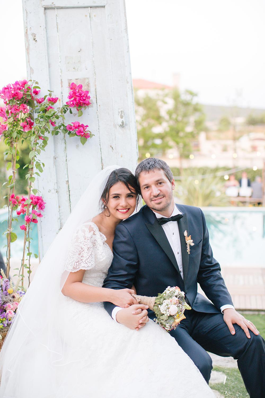 Alaçatı EvBharat Otel Wedding Fidan Kandemir Photography