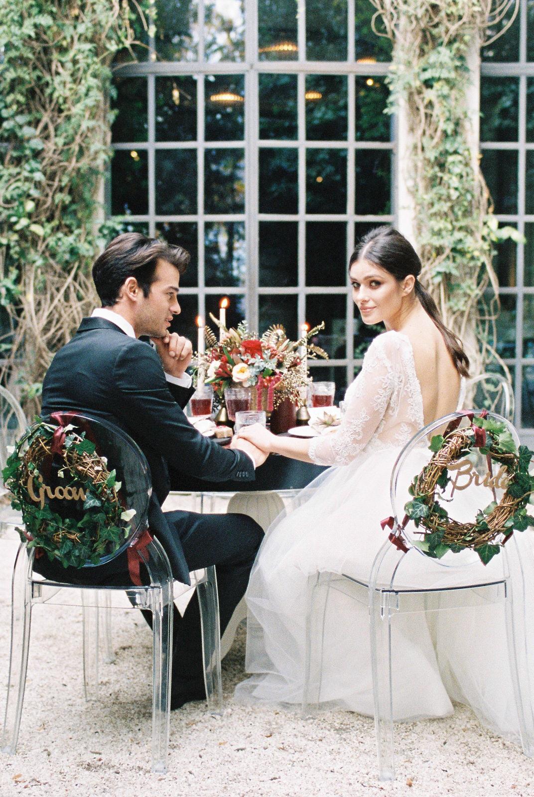 Celebration in Garden, Whimsical Wedding in Istanbul  - Fidan Kandemir Photography