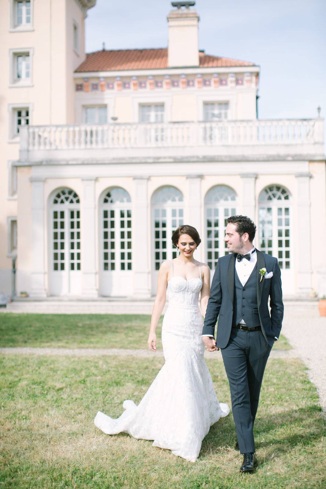 Chateau St. Georges Wedding Fidan Kandemir Photography