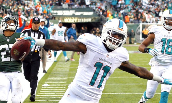 Dolphins at Jets