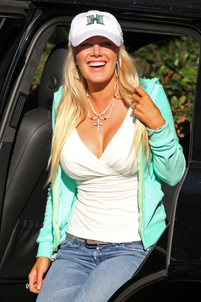 **EXCLUSIVE**Heidi Montag and Spencer Pratt dine out for lunch at Zooma Sushi in Malibu