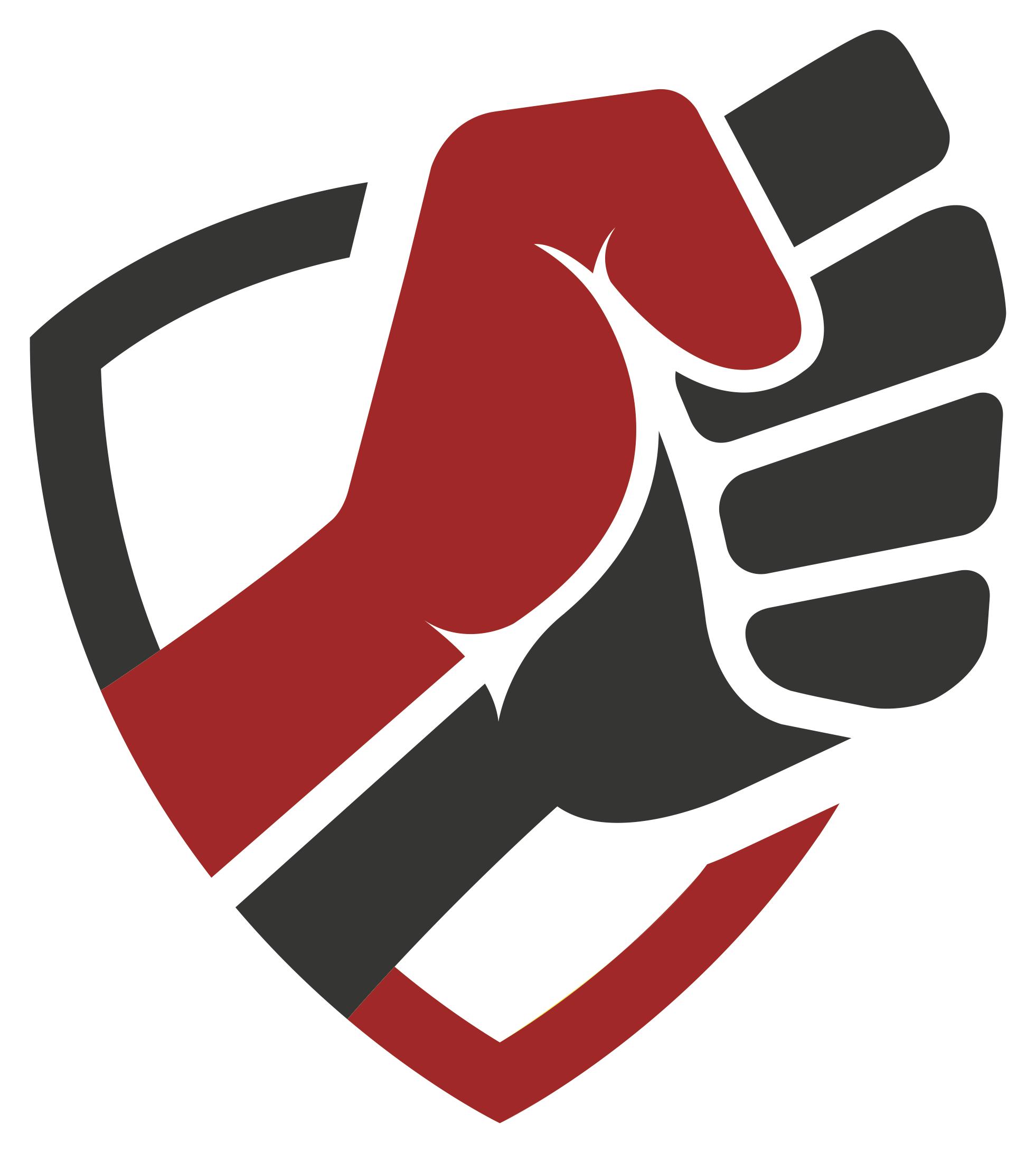 logo Rebels (только кулак)