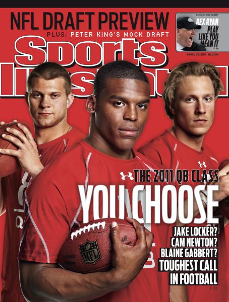 Выбор оказался не таким уж и сложным. Локер уже завершил карьеру, а Гэбберт ушел в глубокий запас. Фото: Sports Illustrated