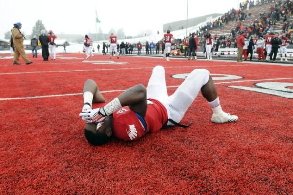 NCAA Football: FCS Semifinals-Towson at Eastern Washington