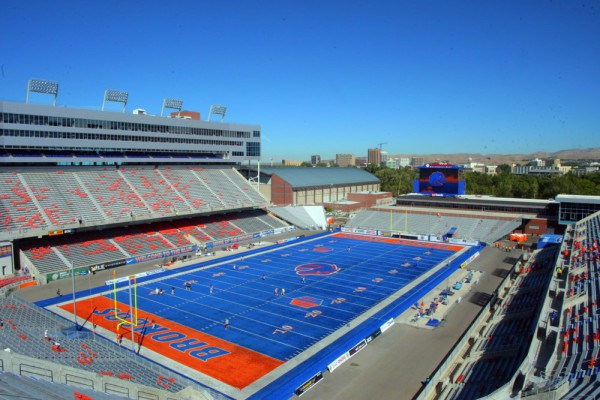NCAA Football: Tennessee-Martin at Boise State