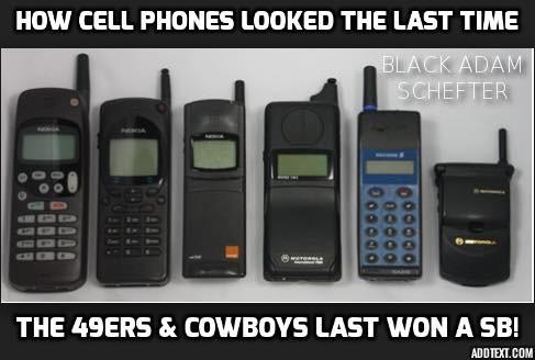 49ers and cowboys meme