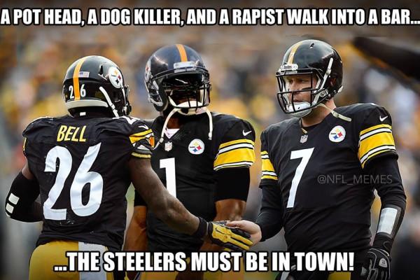 Steelers Meme