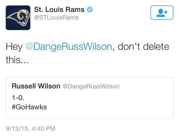 Rams Wilson meme
