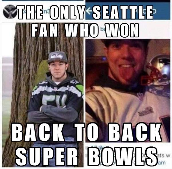 Bandwagon Seattle Fan