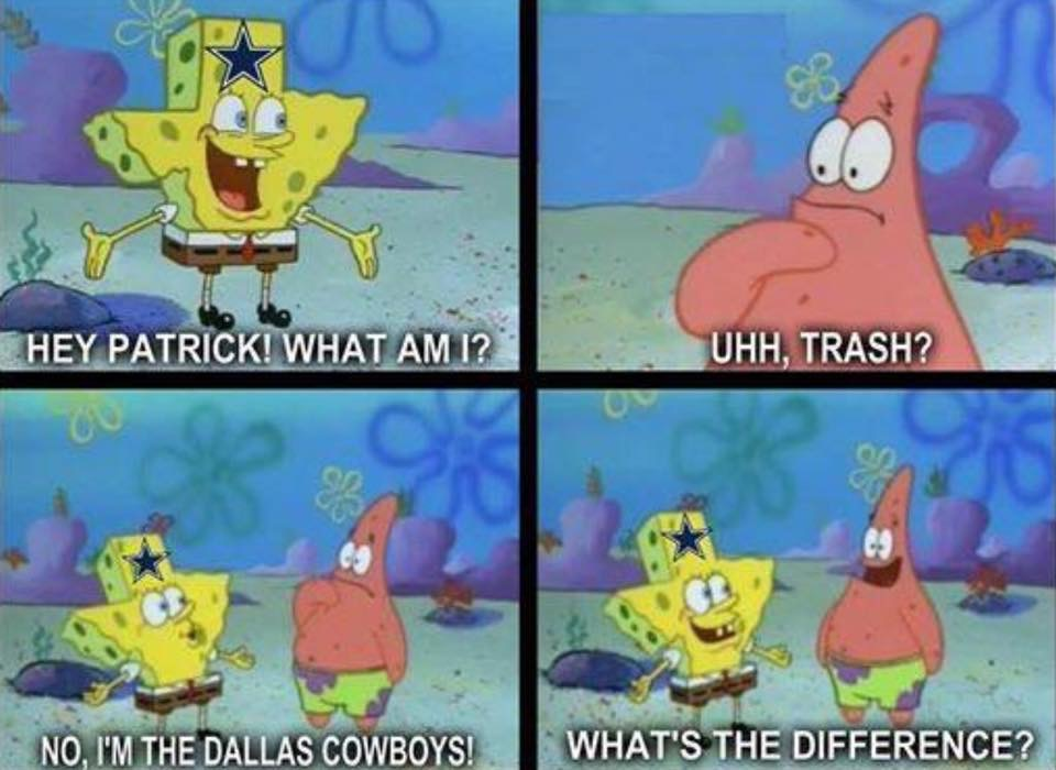 Cowboys meme 5