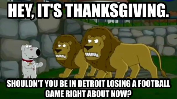 Thanksgiving_lions meme