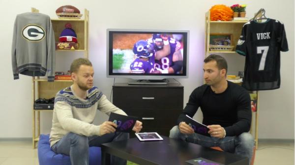 Намик Гейдаров и Евгений Дубовик в «Правилах Игры»