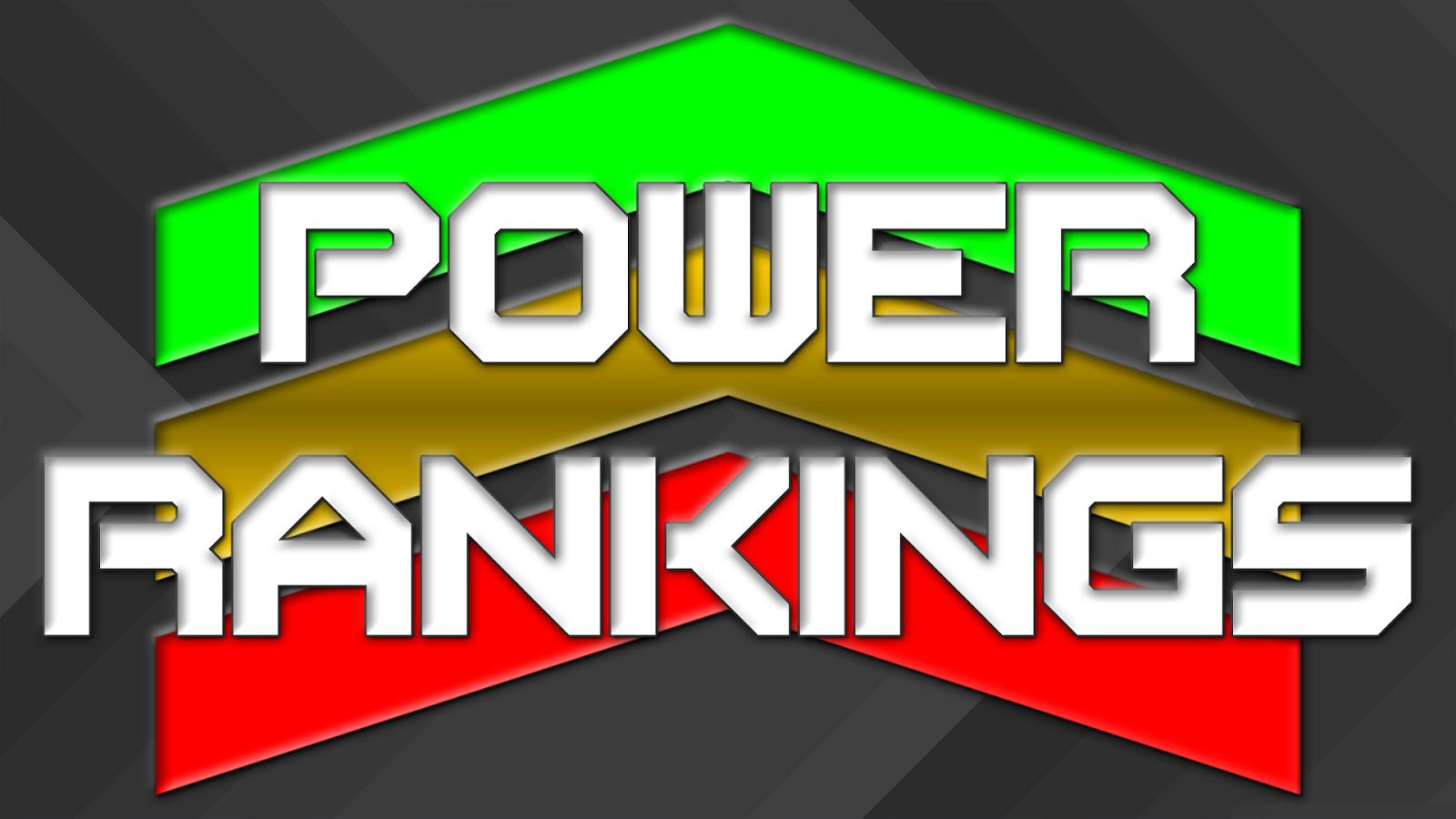 Картинки по запросу power rankings