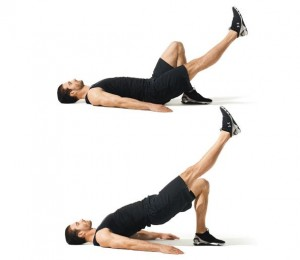 single-leg-glute-bridge