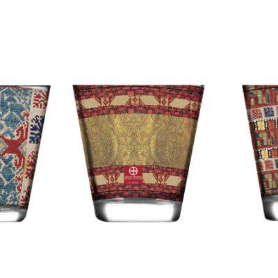 γυάλινο-βάζο-κερί-handmade-sticer-corporate-gift-εταιρικά-δώρα-Μουσείο-Μπενάκη-Benaki-museum