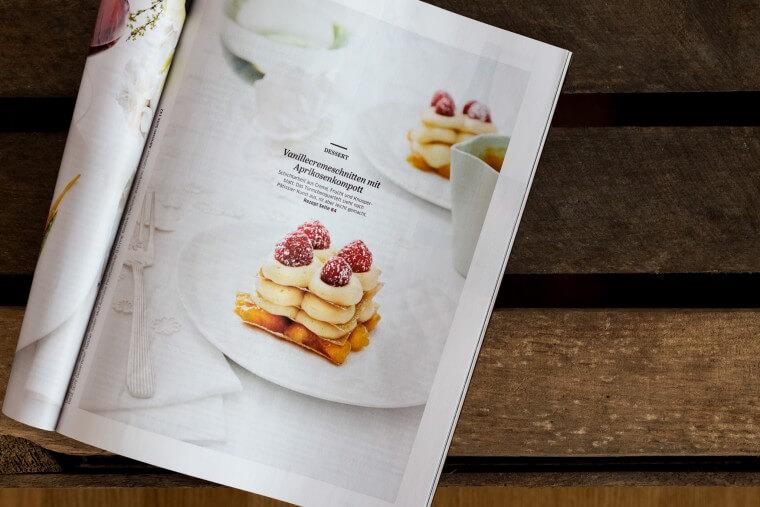 essen & trinken: Rezept & Verlosung {flowers on my plate}