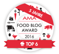 ama food blog award 2016