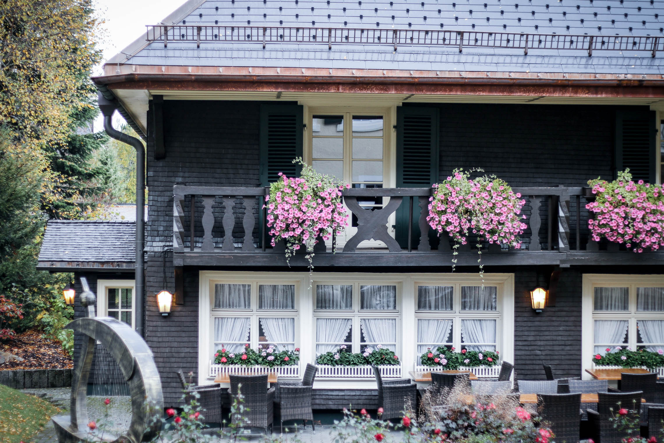 Bloggerreise ins Parkhotel Adler in Hinterzarten {flowers on my plate}