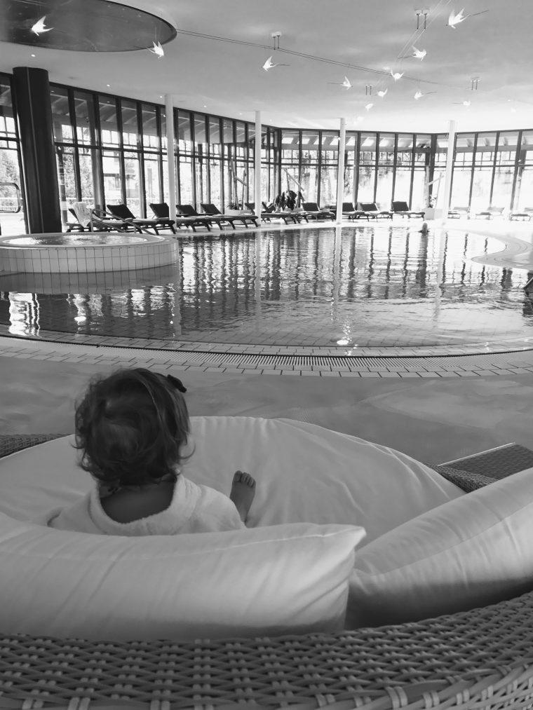 Indoor Pool Parkhotel Adler Schwarzwald