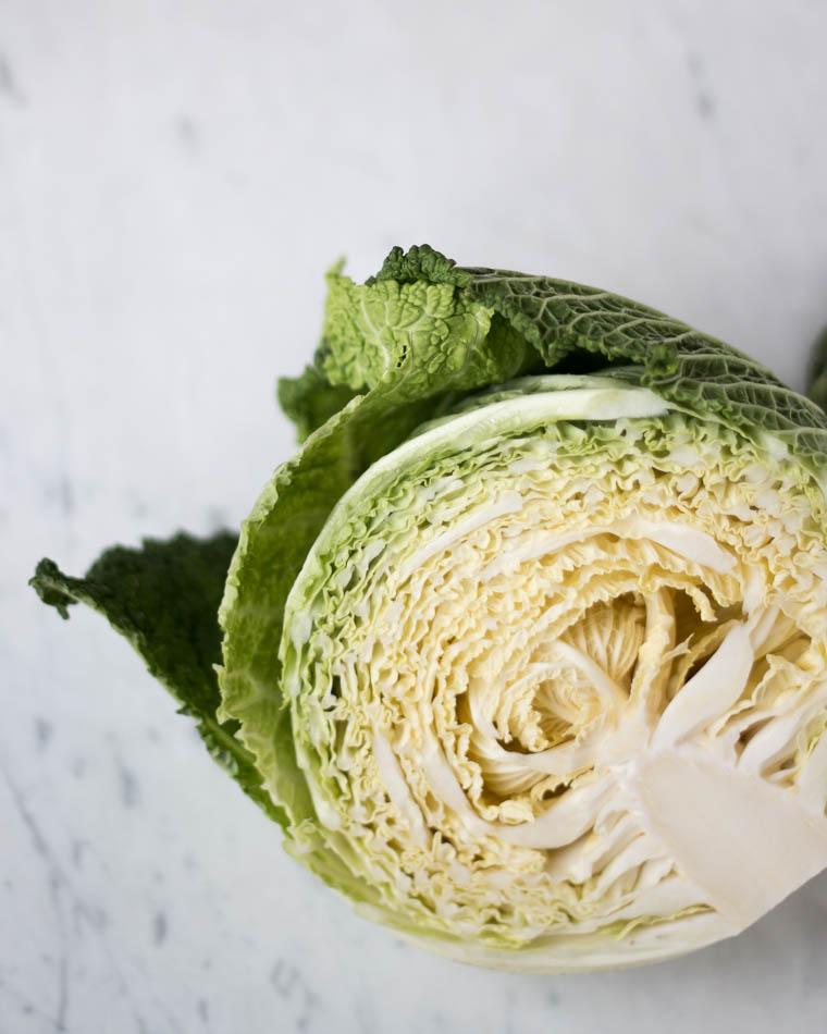 Vegetarische Wirsing & Ricotta Lasagne, herrlich cremig {flowers on my plate}
