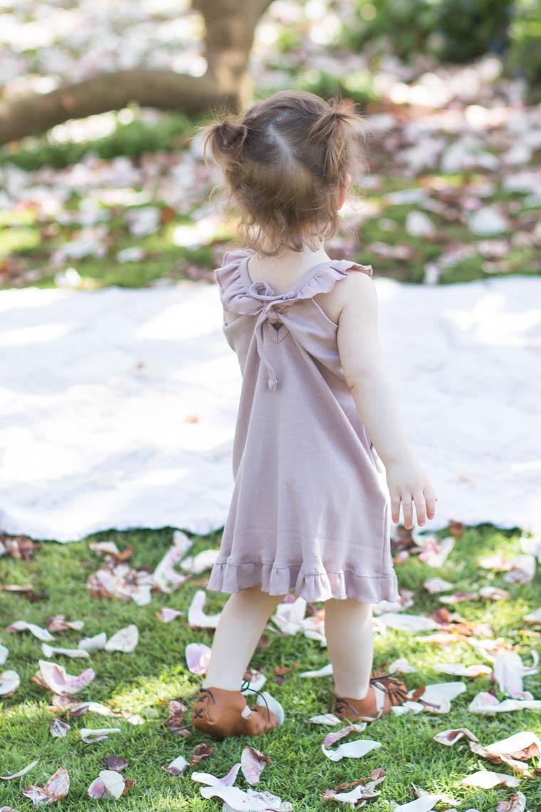Kleinkind Capsule Wardrobe Frühling/Sommer mit minimalisma & Little Pearls