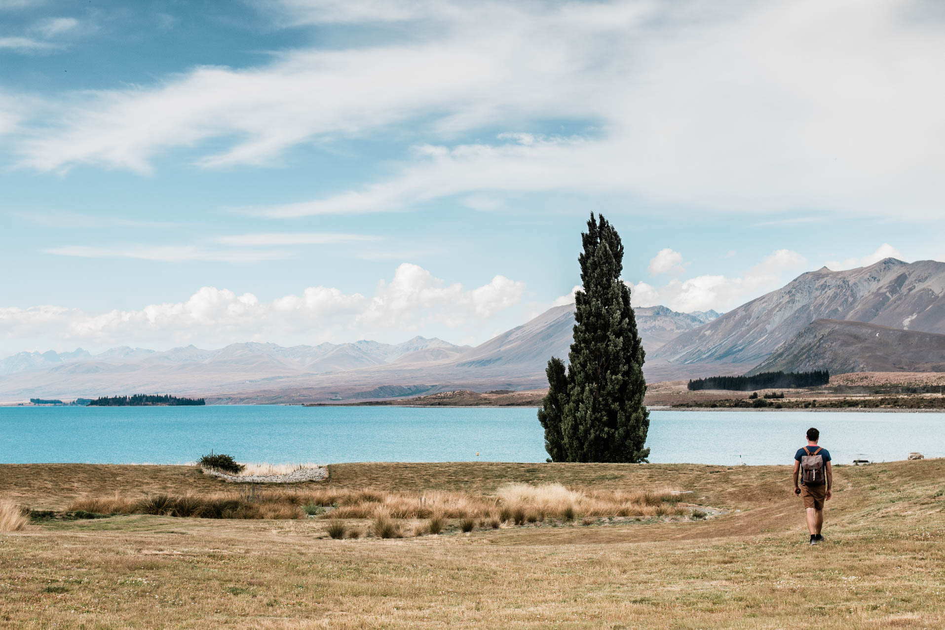 Route für drei Monate Neuseeland und Australien mit Kind