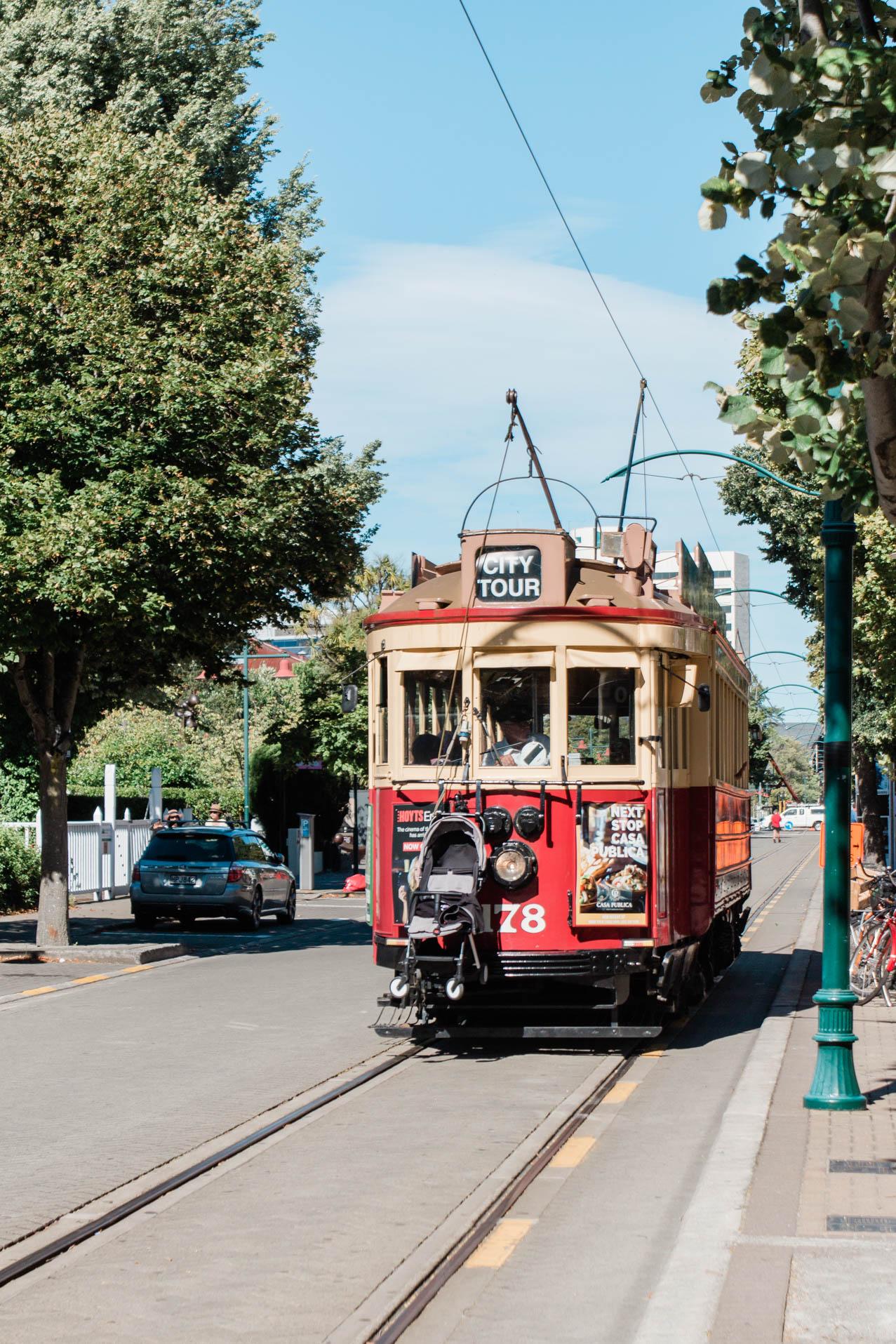 Neuseeland mit Kind, Reisebericht Elternzeit: Christchurch