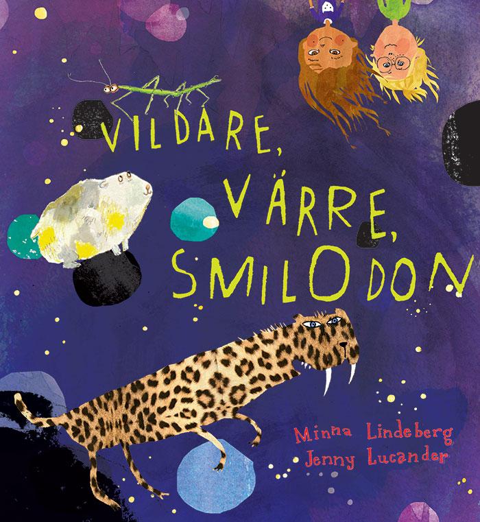 Image for Vildare, värre, Smilodon from Suomalainen.com