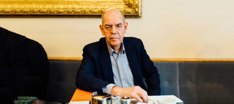 Leif Salmén Förlaget Profilbild Vid