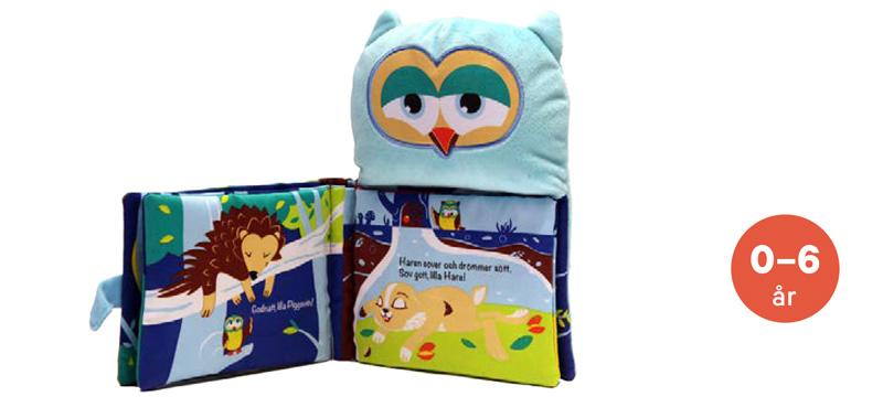 Godnatt uggla - non-books av Förlaget