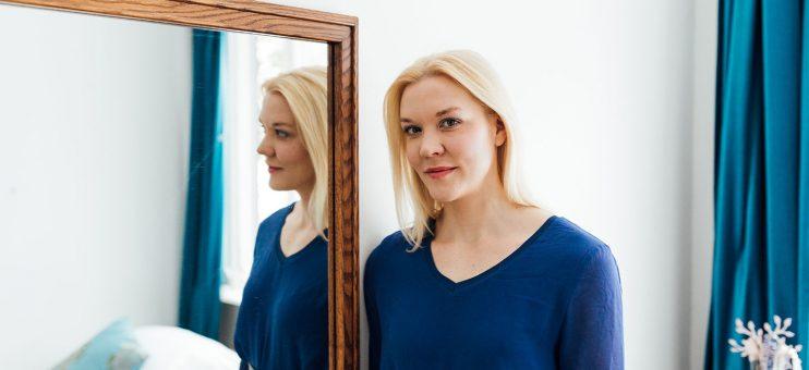 Johanna Holmström - Förlaget